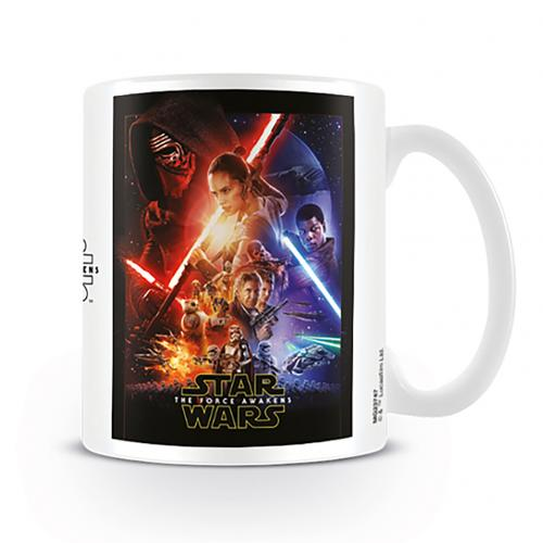 Tazza Star Wars The Force Awakens