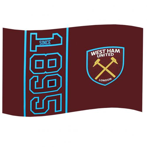 Bandiera West Ham United 224094