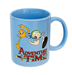 Tazza Adventure Time