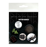 Bring Me The Horizon - Sempiternal (Badge Pack)