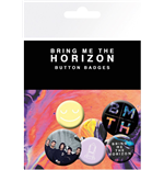 Bring Me The Horizon - Umbrella (Badge Pack)