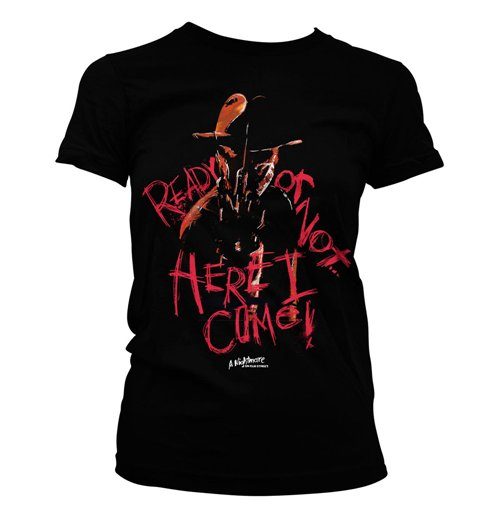 T-shirt Nightmare On Elm Street 224526