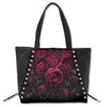 Borsa Spiral Blood Rose