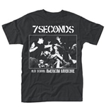 T-shirt 7 Seconds OLD SCHOOL AMERICA