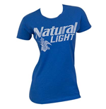 T-shirt Natural Light da donna