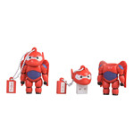 Pixar - Big Hero 6 - Baymax Armored - Chiavetta USB 16GB