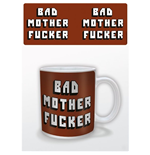 Pulp Fiction - Bad Mother Fucker (Tazza)