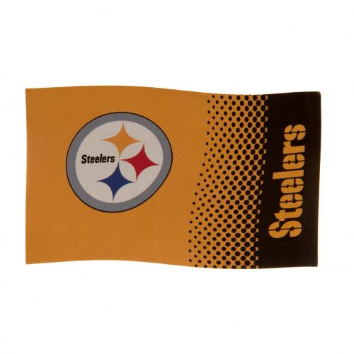 Bandiera Pittsburgh Steelers