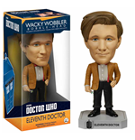 Funko - Doctor Who - 11th Doctor (Wacky Wobbler)
