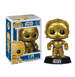 Funko - Pop! Bobble - Star Wars - C-3po