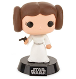 Funko - Pop! Bobble - Star Wars - Princess Leia