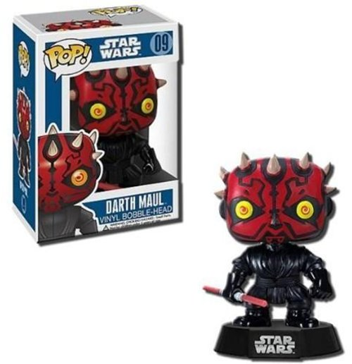 Funko Pop! Star Wars: - Darth Maul (bobh)