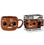 Funko Pop! Home: - Star Wars - Chewbacca Ceramic Mug (vfig)