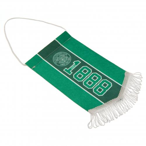 Mini Gagliardetto Celtic Football Club