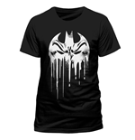 Batman - Dripping Face (T-SHIRT Unisex )