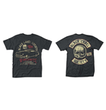 Black Label Society - Hell Riding Hot Rod (T-SHIRT Unisex )