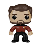 Funko - Pop! Vinyl - Star Trek - Tng - Will Riker