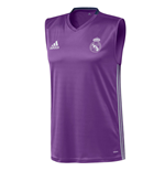 T-shirt Real Madrid 2016-2017 (Viola)