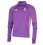 Felpa Real Madrid 2016-2017 (Viola)