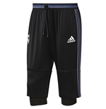 Pantaloni Real Madrid 2016-2017 (Nero)