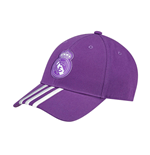 Cappellino Real Madrid 2016-2017 (Viola)