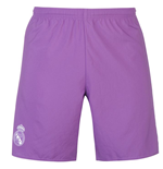 Pantaloncini Short Real Madrid 2016-2017 Away (Viola)