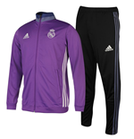 Tuta Rappresentanza Real Madrid 2016-2017 (Viola)