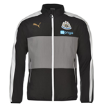 Giacca Newcastle United 2016-2017 (Nero)