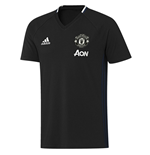 T-shirt Manchester United 2016-2017 (Nero)