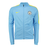 Giacca Manchester City 2016-2017 (Blu)