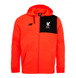 Felpa Elite Training Liverpool FC 2016-2017 (Rosso)