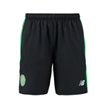 Pantaloncini Short Celtic Football Club 2016-2017 (Nero)
