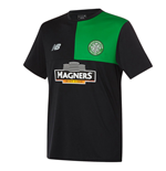 T-shirt Celtic Football Club 2016-2017 (Nero)