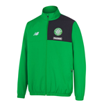 Giacca Celtic Football Club 2016-2017 (Verde)