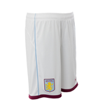 Pantaloncini Short Aston Villa 2016-2017 Home (Bianco)