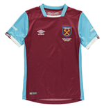 Maglia West Ham United 2016-2017 Home