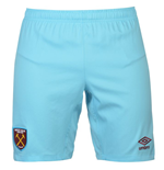 Pantaloncini Short West Ham United 2016-2017 Away