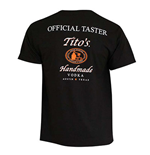 T-shirt Tito's Vodka da uomo