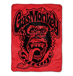 Coperta in pile Gas Monkey Garage