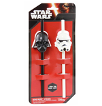 Star Wars Straws (Cannucce)