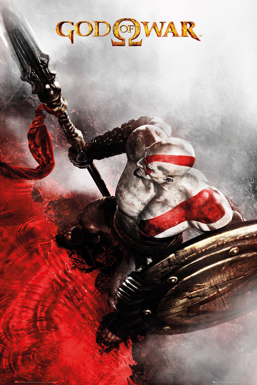 Poster God Of War 227273