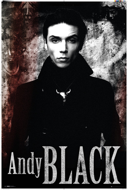 Poster Andy Black 227284