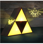 Lampada da tavolo The Legend of Zelda Triforce 20 cm