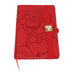 Nintendo - Mario Red Notebook