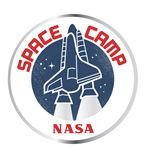 Nasa - Space Camp (Badge Smaltato)