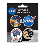 Nasa - Nasa (Badge Pack)