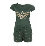Pigiama The Legend of Zelda Hyrule Royal Crest - XXL