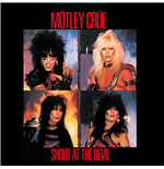 Vinile Motley Crue - Shout At The Devil