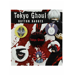 Tokyo Ghoul - Mix (Badge Pack)