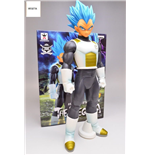 Dragon Ball - Super Master Stars Piece The Vegeta (Altezza 23 Cm)